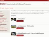 Drupal - Stanford Handbook